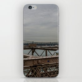 Industrial City-pt.2 iPhone Skin