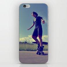 Roller  iPhone & iPod Skin