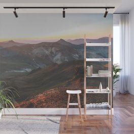 View from Wetterhorn Peak Wall Mural
