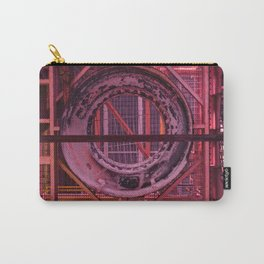 Cherry Donut Carry-All Pouch