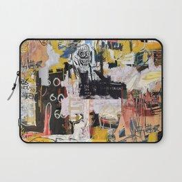 Basquiat World Laptop Sleeve