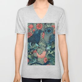 Cosmic Egg Unisex V-Neck