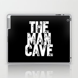 Man Cave 1 Laptop & iPad Skin