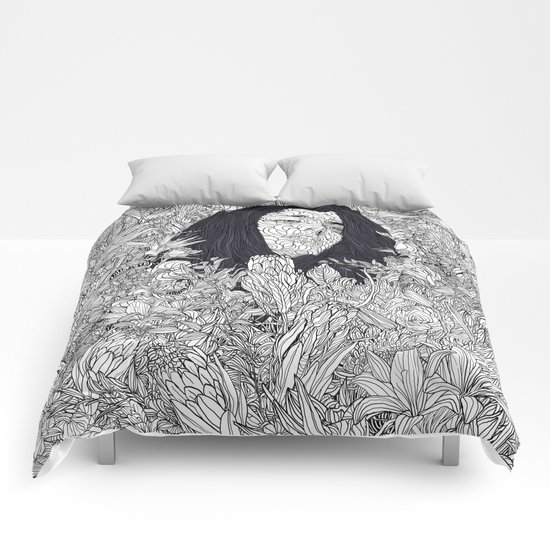 Spring is here Comforters