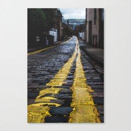 Dubble Yellaz Canvas Print