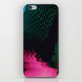 Dreamscape - Glitch Art iPhone Skin