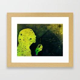 The Women in you Framed Art Print