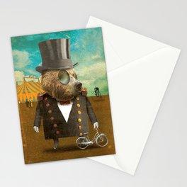 Circus-Circus: Peddler Stationery Cards