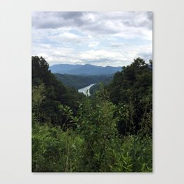 Great Smokey Mountains National Park Canvas Print