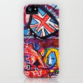 PUNK PUNK PUNK | Basquiat Picasso Kippenberger | 2013 iPhone Case