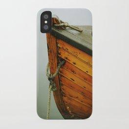 waterline iPhone Case