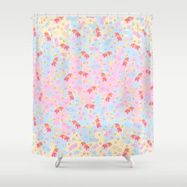 Everything Nice Shower Curtain