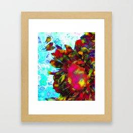 Sunflower 22 Framed Art Print