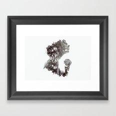 Scar VII Framed Art Print