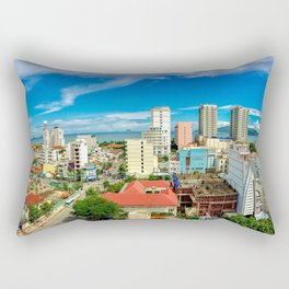 Nha Trang City Rectangular Pillow