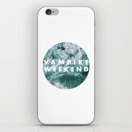 Vampire Weekend iPhone Skin
