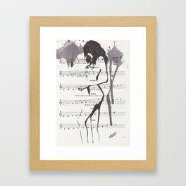 Anja Framed Art Print