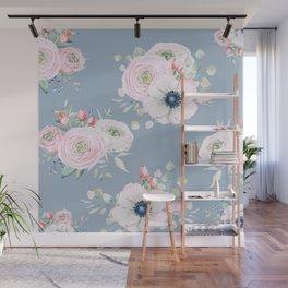 Dog Roses #society6 #buyart Wall Mural