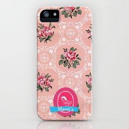 Merel's Case 2 iPhone Case