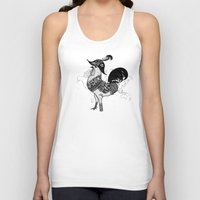 pirate Tank Tops featuring Pirate by Sarinya  Withaya