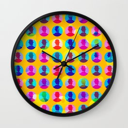 The School Master Wall Clock