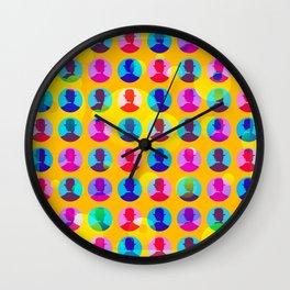 The School Master Wall Clock
