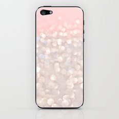 Pink Glitz iPhone & iPod Skin