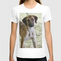 the hound T-shirts featuring Hound Pup by IowaShots