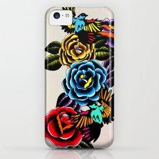 flowers  Slim Case iPhone 5c