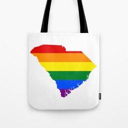 LGBT South Carolina Tote Bag