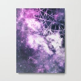 ε Purple Aquarii Metal Print