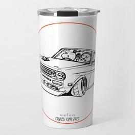Crazy Car Art 0188 Travel Mug
