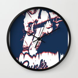 79 PUNKS Wall Clock