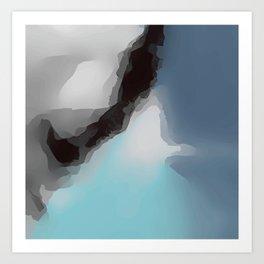 The Color // GFT006 Art Print