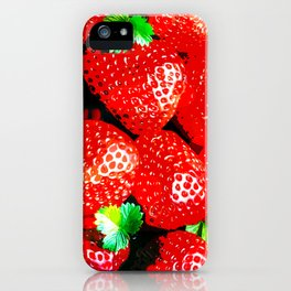 STRAWBERRY for IPhone iPhone Case