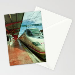 Spanish AVE Stationery Cards