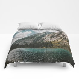 Rocky Mountains Comforters