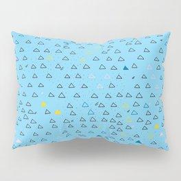 Triangle Hour Pillow Sham
