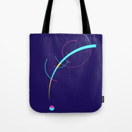 Separation and Unity Tote Bag
