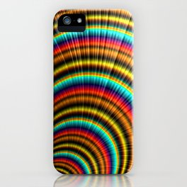 All Around The Rainbow iPhone Case