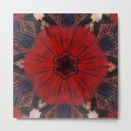 Flower Power 6 Metal Print