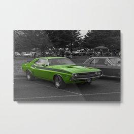 Classic Cars - Queenscliff 2013  Metal Print