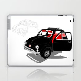 Italian Automotive's Style Laptop & iPad Skin