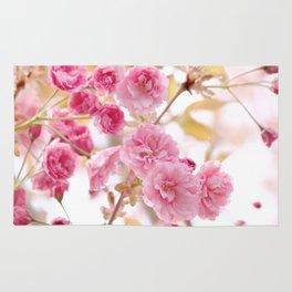 Pink Bloom2 Rug