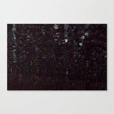 cosmic glitch Canvas Print