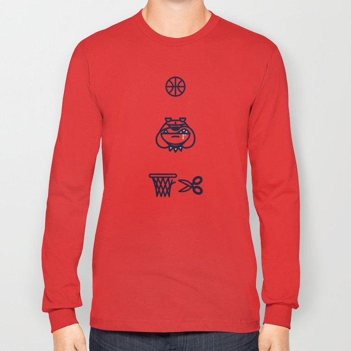 Year of the Bulldog Long Sleeve T-shirt