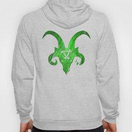 Green Horned Skaven Hoody