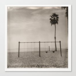 Cabrillo Beach, Los Angeles California Canvas Print