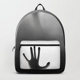 Claustrophobia Illustration Backpack