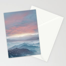 Pastel vibes 72 Stationery Cards